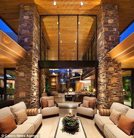 Inside David Copperfieldu0027s $17.5m Home In Las Vegas