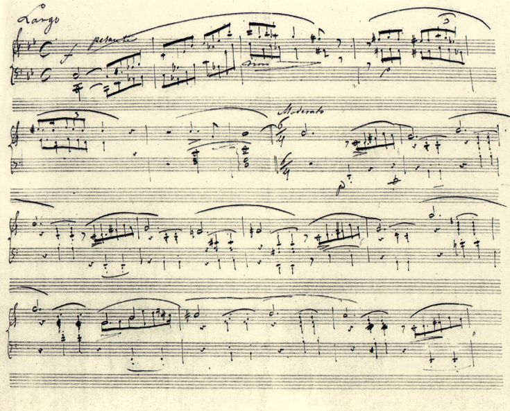 Using the Piano Pedals – On Style and Notation
