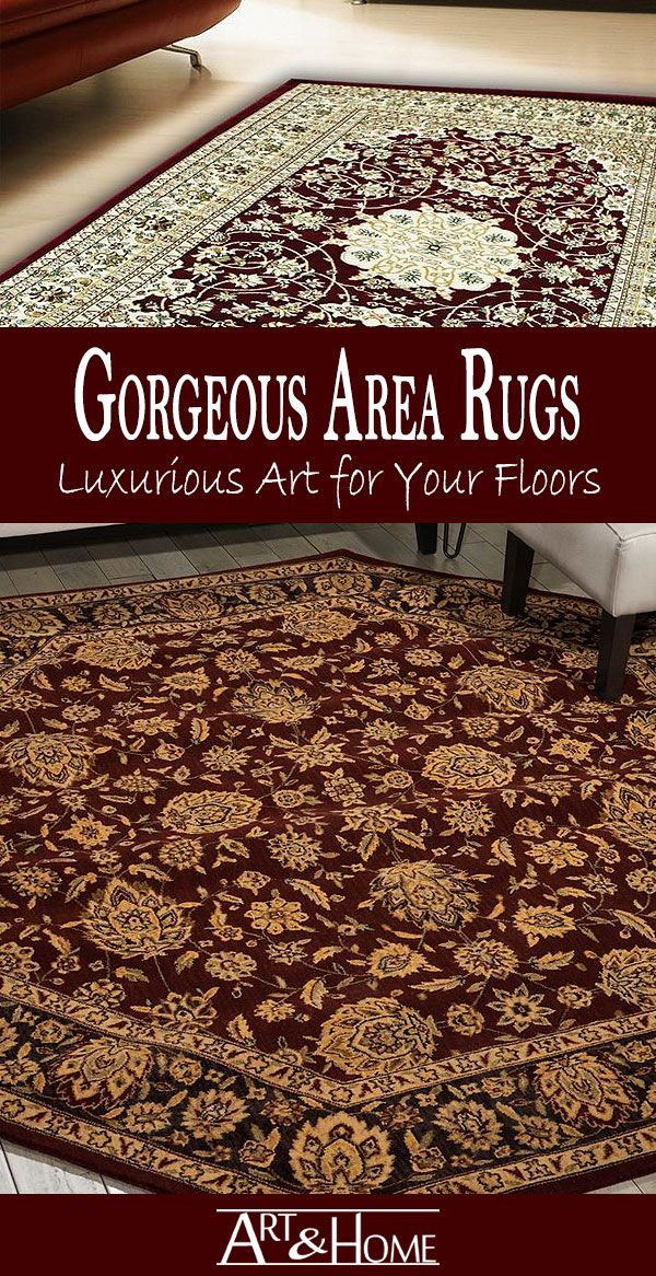 Area Rugs Luxurious Art For Your