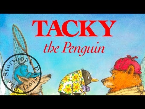 Tacky the Penguin - Storybook Read Aloud! - YouTube                                                                                                                                                                                 More