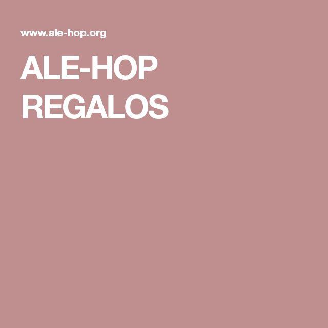 ALE-HOP REGALOS
