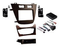 Metra - Dash Kit for Select 2011-2011 Buick Regal with brown dash - Brown