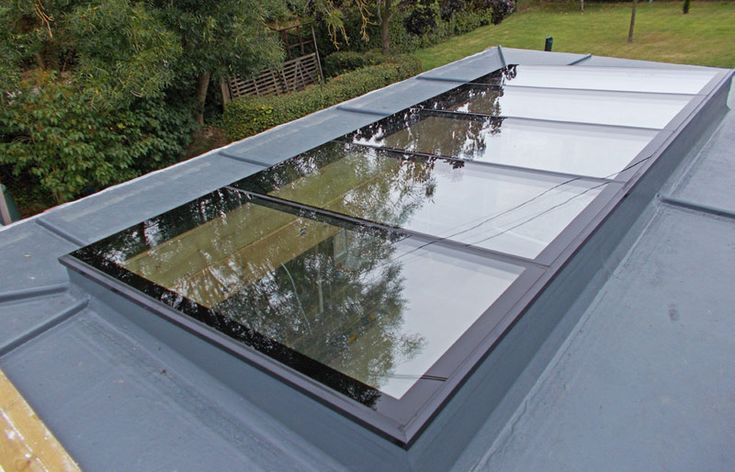 Rooflight gallery to help customers choose their ideal roof lights. Choose from Slimline, Pyramid, Fixed Flat and Walk On rooflights.
