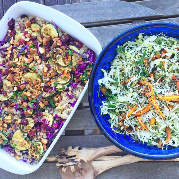 3 nemme salater til fest…