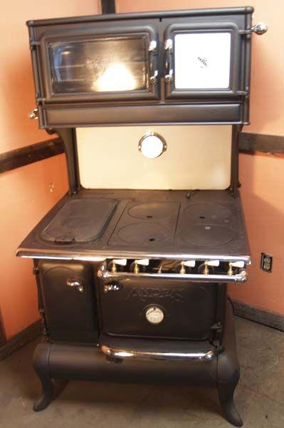 Combo Stove Wood Burning Kitchen Stoves Pinterest