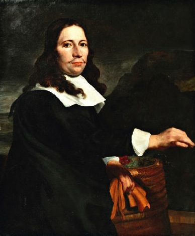 Simon van der Stel (1639-1712) govenor of the Dutch Cape Kolony and of the Dutch kolony Mauritius, after him is called Stellenbosch in South-Africa, father of the latter govenor Willem Adriaen van der Stel