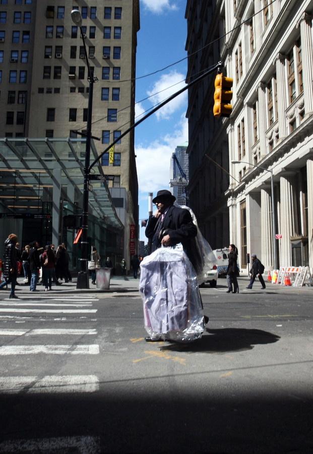 How I saw NYC