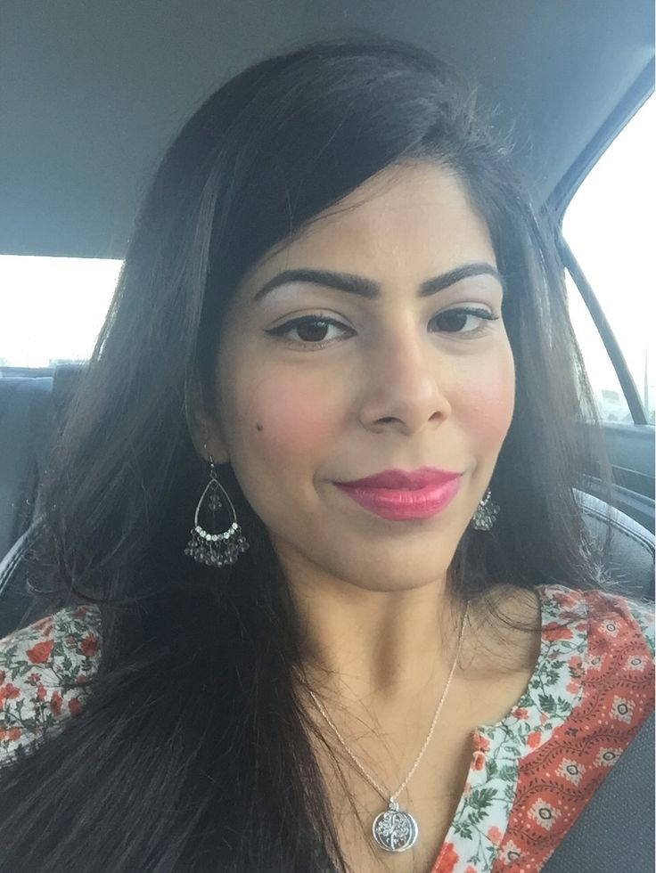 Some days I let the lip do the talking.  #like #bayarea #indianblogger #redlips #igers #iglove #igblogger #fashion #fashionblogger #beauty #makeup #beautyblog #sephora #holiday #girlboss #potd #lotd #look #desi #california #love #happy #nofilter #beautyblogger