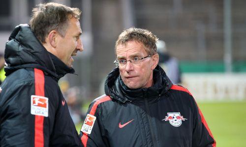 RB Leipzig mit DFB-Pokal-Blamage bei SpVgg Unterhaching