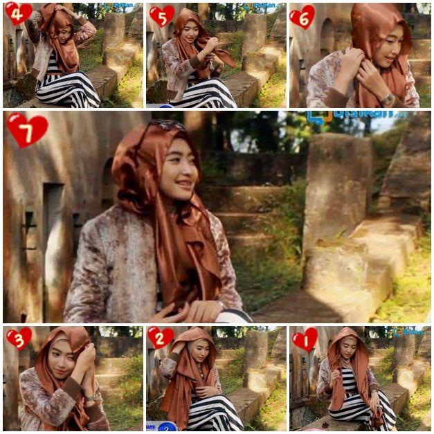 Tutorial Hijab untuk Pesta #10/Hijab Tutorial for Party part 10
