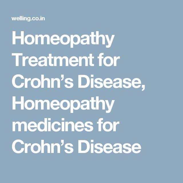 Homeopathy Treatment for Crohn's Disease, Homeopathy medicines for Crohn's Disease