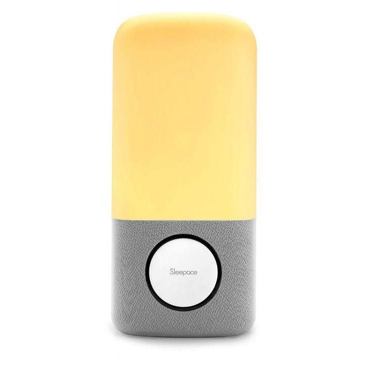 Lampe de chevet Sleepace Nox Music - Lampe connectée - Nox Music est une élégante lampe permettant de suivre et d'améliorer l