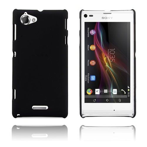 Hard Case (Sort) Sony Xperia L Case