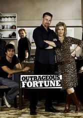 Outrageous Fortune - Tried Banshee after I watched this. Not the same thing just same lead actor.