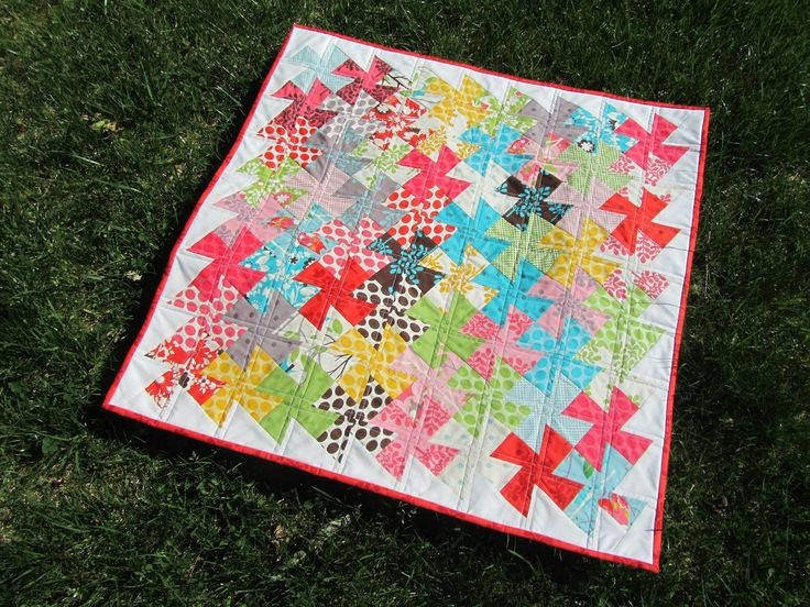 Quilt Story: Twister Quilt from A Quilting Jewel