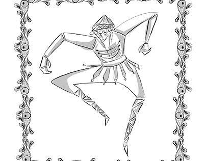 "Check out new work on my @Behance portfolio: ""illustration horon"" http://be.net/gallery/51524551/illustration-horon"