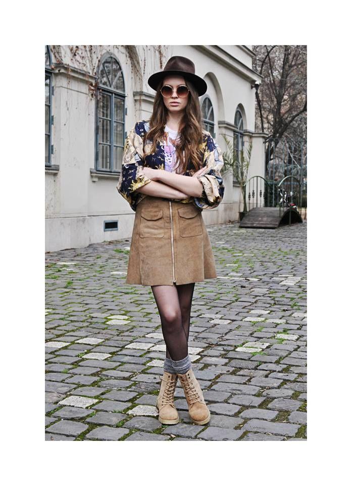 #spring #shooting #vintage #fashion #downtown #model