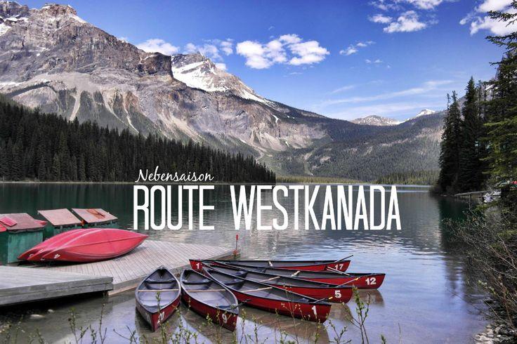 Die beste Westkanada Route für 2 Wochen Road Trip und viele Tipps für eine Reise in der Nebensaison findest Du hier. So bist Du bestens vorbereitet!