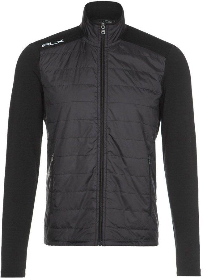RLX Golf Light jacket black