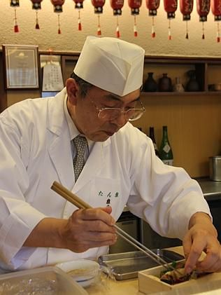 Herald Sun gives my Japanese cuisine and culture tours a shout out! Foodies will delight in the array of sushi and Japanese treats. Picture: Jane Lawson