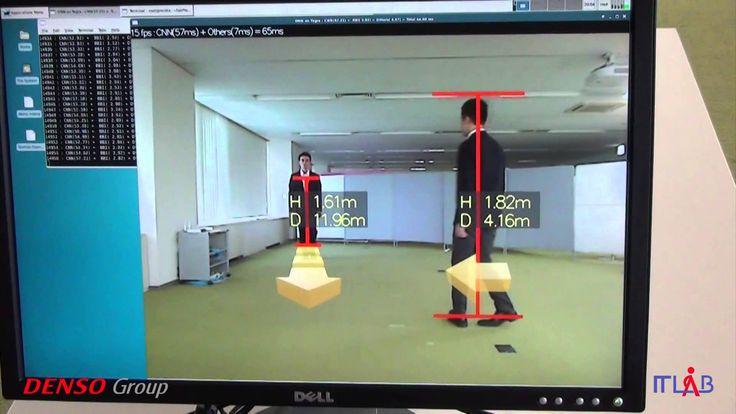 Pedestrian Detection by Deep Convolutional Neural Network