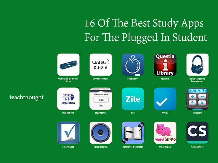 The 8 Best Study Apps to Get in 2019 - thoughtco.com