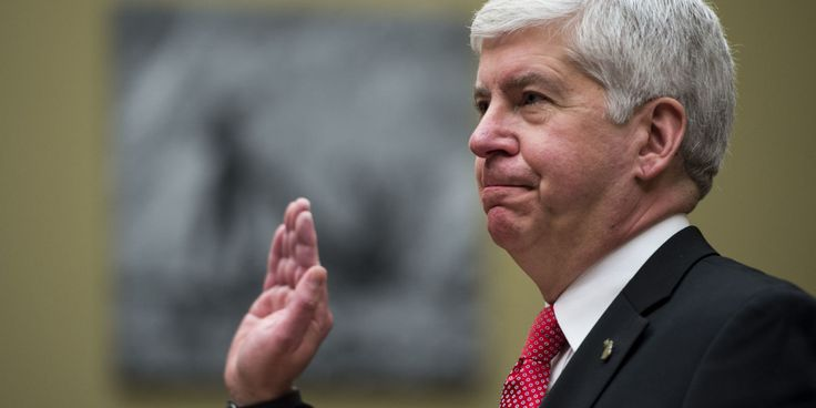 This Lawsuit Against Rick Snyder Over the Flint Water Crisis Is Brilliant