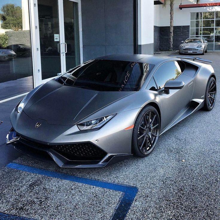 "4,009 Likes, 18 Comments - www.HuracanTalk.com (@huracantalk) on Instagram: ""Flawless! Grigio Lamborghini Huracan with @vorsteiner Carbon Wing  Register on www.huracantalk.com…"""