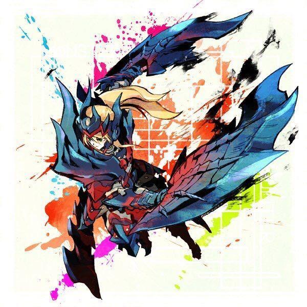 Monster Hunter Fanart - Imgur