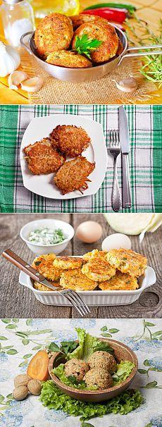Пять рецептов котлет не из мяса: меню для поста | БУДЕТ ВКУСНО!