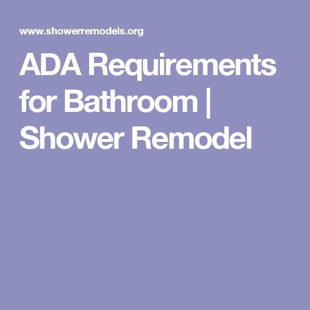1000 Ideas About Ada Bathroom On Pinterest Handicap Bathroom Ada Toilet And Handicap Toilet