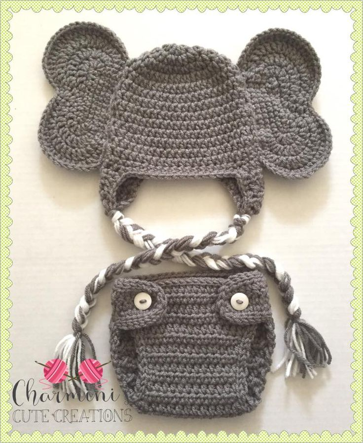 Crochet Pattern For Baby Elephant Hat : 25+ best ideas about Crochet elephant pattern on Pinterest ...