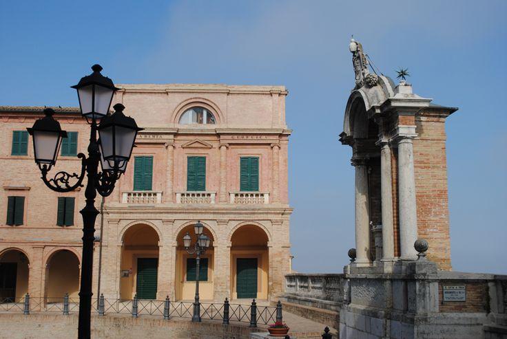 Accademia Georgica (progetto arch, Valadier)