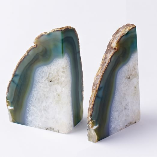 http://www.westelm.com/products/agate-bookend-d1229/?pkey=cgifts-25-under