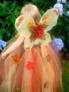 Handmade Boutique AUTUMN FAIRY Tutu Dress by... review | buy, shop with friends, sale | Kaboodle