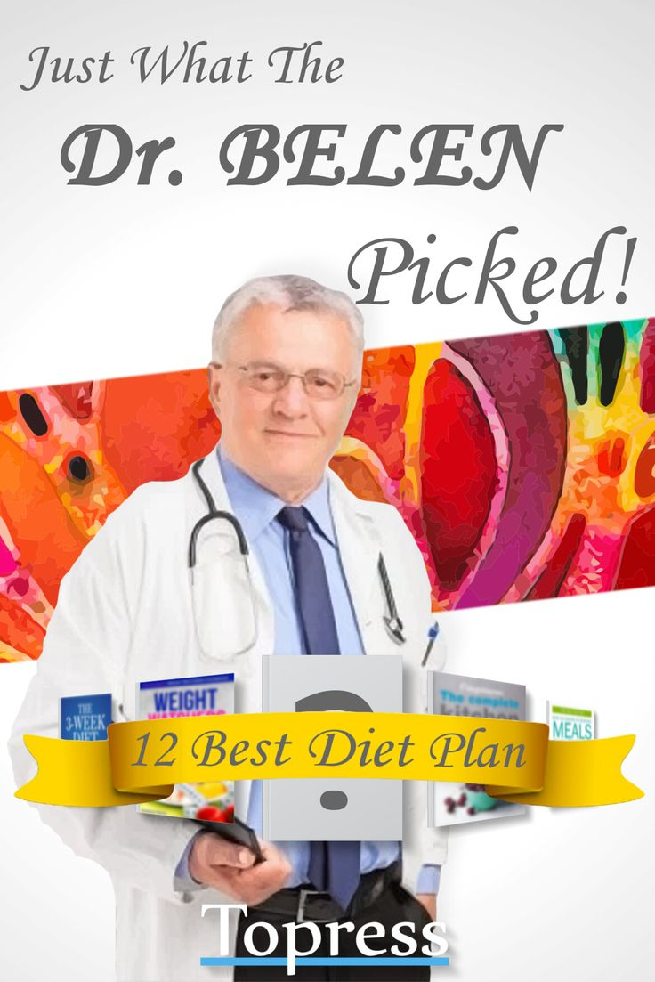 Dr. Belen Reviewed 1,863 Diet Plans for Weightloss, Here's What He Picked from 1,863 Diet That Works