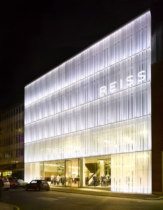 Reiss HQ by Squire and Partners | Shop interiors