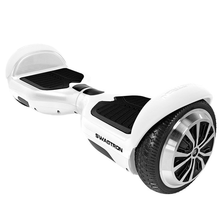 Self-balancing scooter