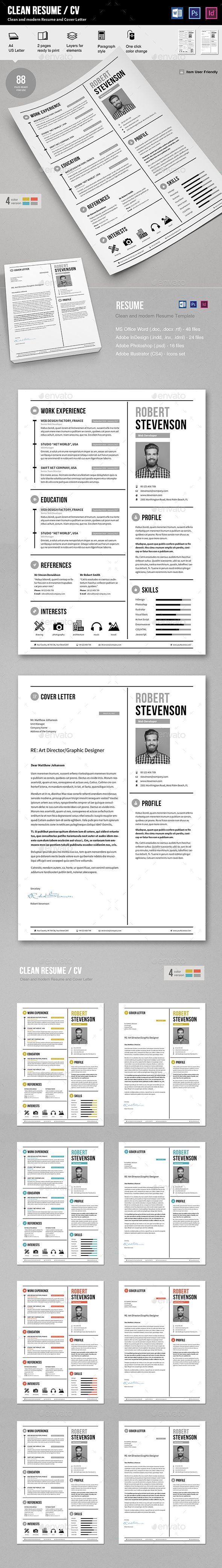 186 besten CV- Βιογραφικό- резюме Bilder auf Pinterest ...