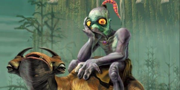 Oddworld-new-n-tasty-coming-June-9  Abe will be making his Playstation 4 debut earlier than expected on June 9.  #PS4Games #PS3Games #PSVitaGames #NewandTasty #Oddworld