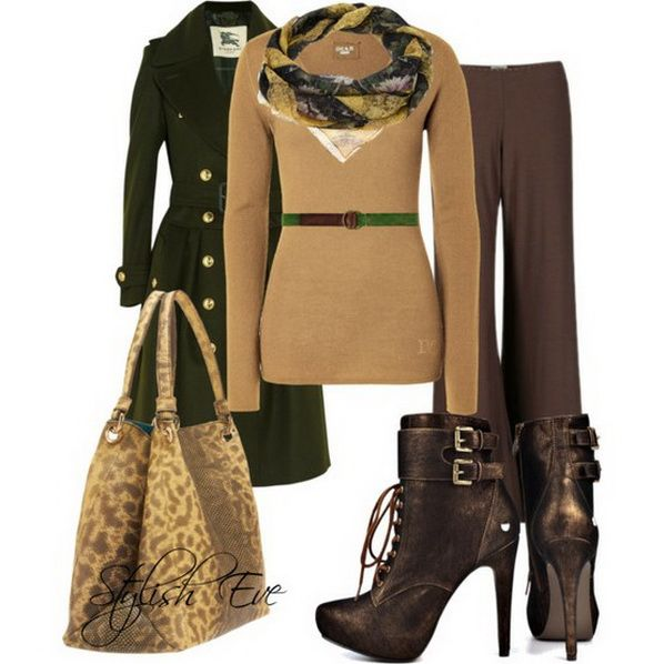 Brilliant Outfit Inspirations What To Wear With Brown Boots Brown Boots Outfit