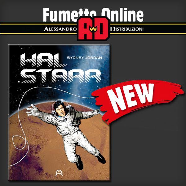!! NOVITA' !!   Hal Starr ha anticipato la drammaticità di film come Gravity o The Martian.  L'autore recupera qui alcune delle sue indimenticabili creature aliene, aggiungendone delle nuove, destinate anche loro a rimanere impresse nella mente del lettore, grazie anche ad alcuni rimandi a Star Wars.   Link all'acquisto: http://www.fumetto-online.it/it/allagalla-editore-hal-starr-c77135000000.php?TITOLO=hal%20star&txtAutore=&LIB=1&vall=0&bricerca=Cerca