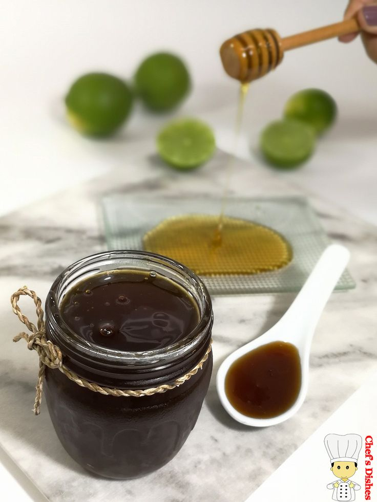 #Honey_Lime_Sauce made from real honey and 100% natural lime juice that is extraordinarily good for health.