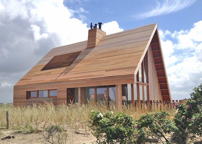 Woning Terschelling Architectenbureau Achterbosch+Zantman