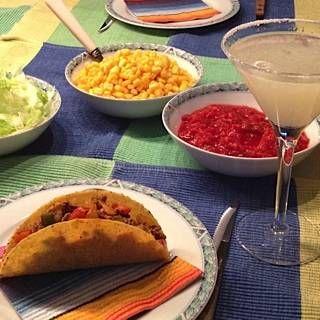 Vegetarische Taco's -