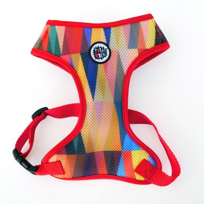 Szelki dla Psa Oddychające Bezuciskowe Ultramiękkie Psiakrew Summer Time – Cena   sklep internetowy Psiakrew