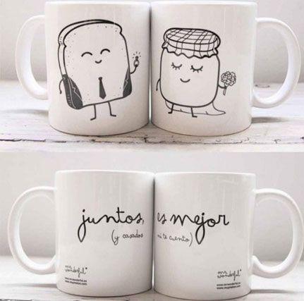 Mi taza y tu taza: DIY de parejas