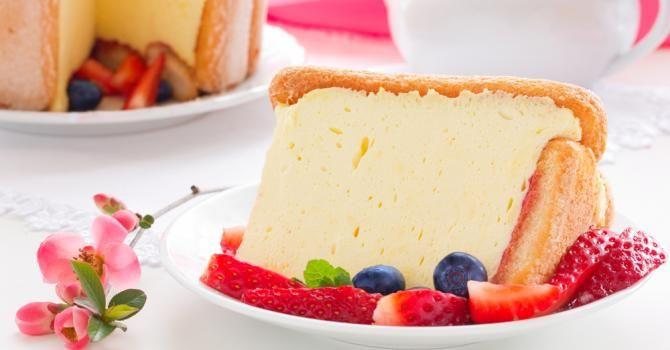 Recette de Charlotte minceur à la vanille. Facile et rapide à réaliser, goûteuse et diététique. Ingrédients, préparation et recettes associées.