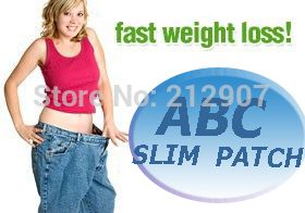 3 boxes, Free shipping   weight loss slimming abc slim belly patch