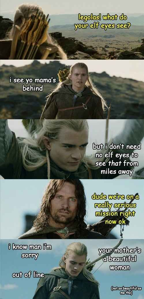 """Now is not the time. 